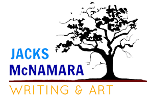 Jacks McNamara Artist ~ Writer ~ Educator