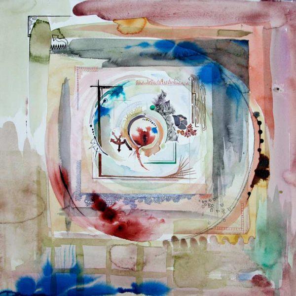 Integration Part 4 Painting by Jacks McNamara