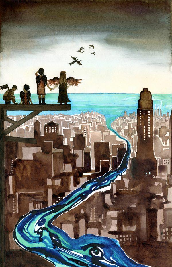 Friends Make the Best Medicine painting by Jacks McNamara