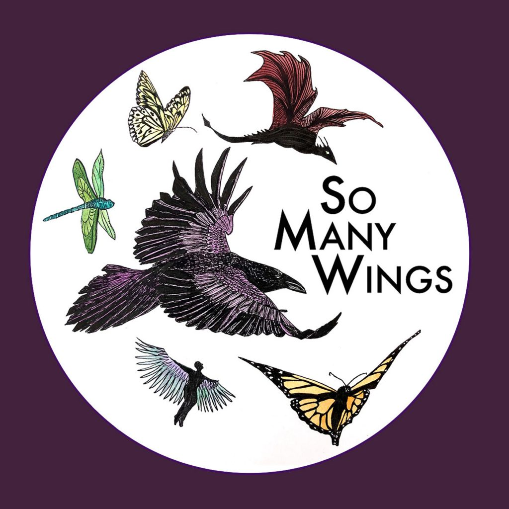 Cover Artwork So Many Wings Podcast